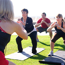 Ascot leading boot camps