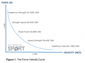 Force Velocity Releationship